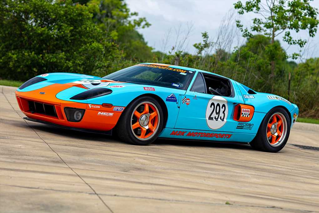2006 Ford GT: The Road To 300 MPH!
