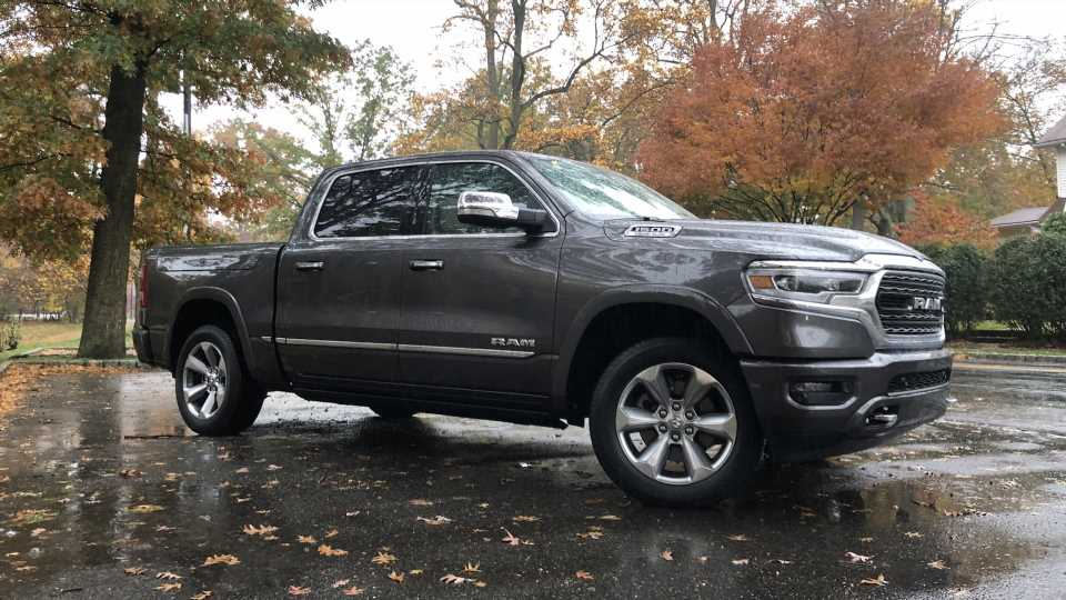 2019 Ram 1500 Limited Crew Cab 4×4 Review: A Noble Steed With the Fanciest of Trimmings