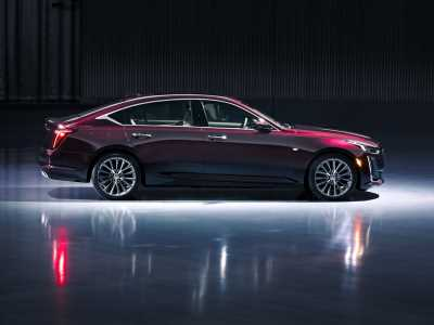 Cadillac's hot-rod CT4-V and CT5-V arrive on May 30