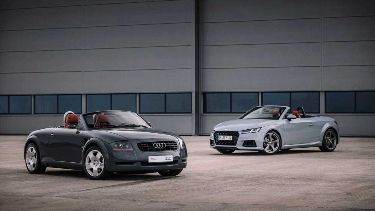 R.I.P., Audi TT: Here Are Five Ways It Became an Icon