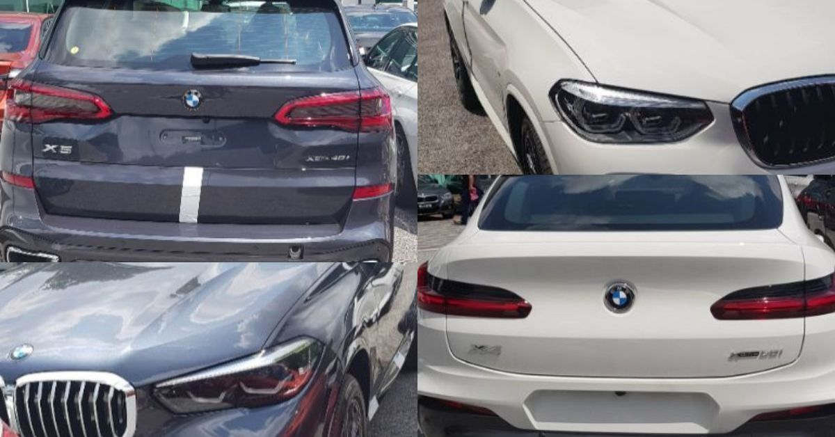 SPYSHOTS: G05 BMW X5 and G02 X4 spotted in Malaysia