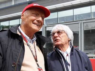 Former F1 boss Bernie Ecclestone to pass on Niki Lauda's funeral