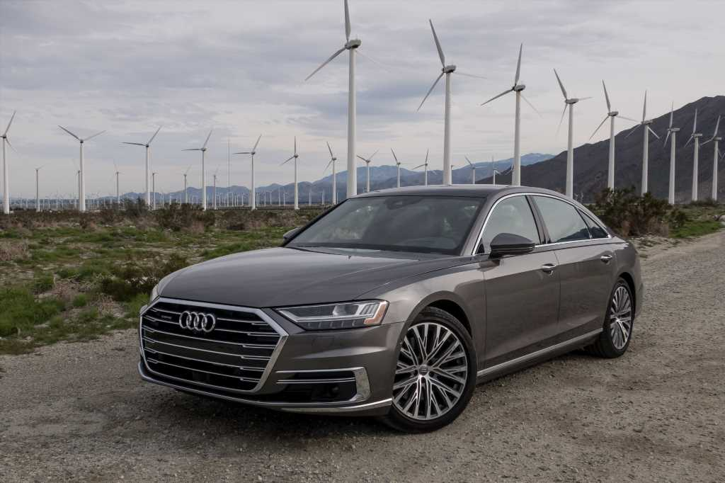 2019 Audi A8 L Review: 'A' Is for Adequate