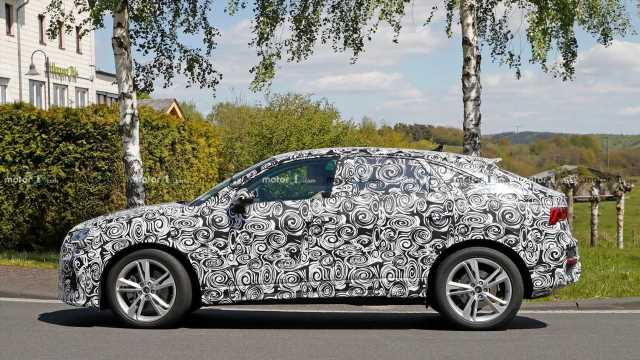 Audi Q3 Sportback Not Coming To The United States