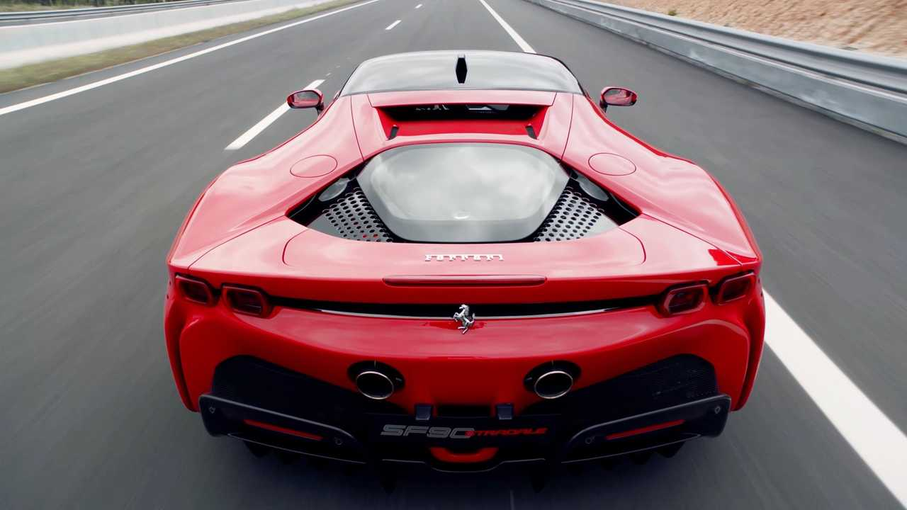 Ferrari To Adapt SF90 Stradale's Hybrid Tech For Future Models