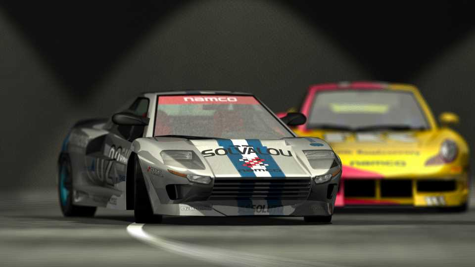 Polyphony Digital Hires Ex-Ridge Racer Director for UX Design