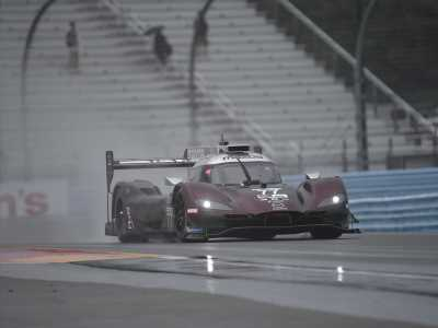 Mazda shatters Watkins Glen International track record en route to third IMSA DPi pole of 2019