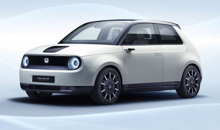 Honda e to make UK debut at the Goodwood Festival of Speed