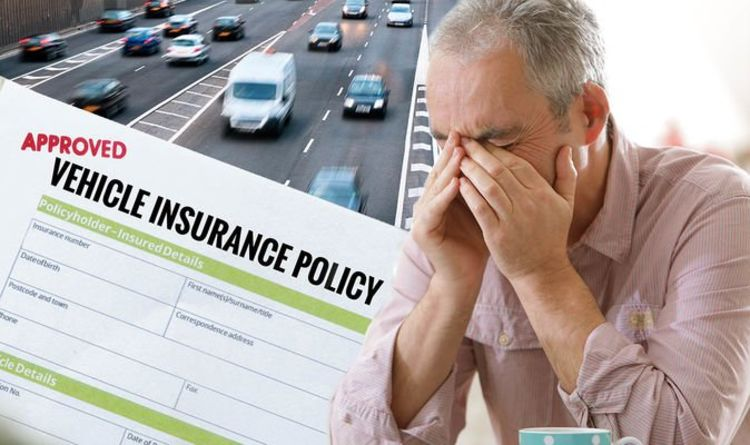 Car insurance WARNING – The simple error costing British drivers an extra £259 a year