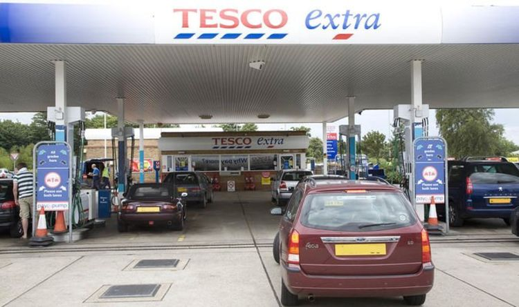Supermarket price CRASH in the UK as stores slash fuel costs – Here's by how much