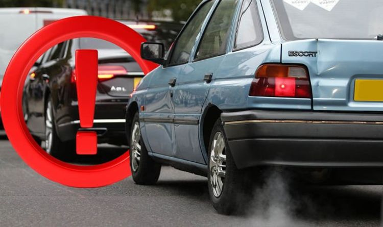 These UK motorists will be banned from using their car on this day
