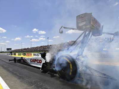NHRA Heartland Nationals: Saturday qualifying results, Sunday elimination pairings