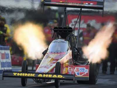 Summit Racing Equipment NHRA Nationals: Friday qualifying results