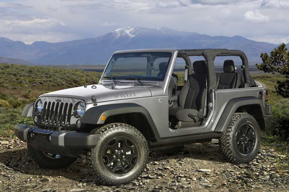 FCA sued over Jeep Wrangler suspension concerns
