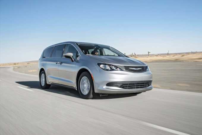 The 2020 Chrysler Voyager Is a Less Expensive Pacifica