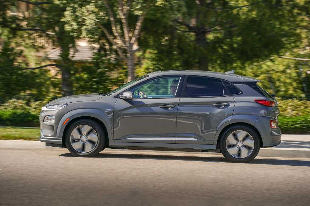 Review: Seven Days with the Hyundai Kona Electric