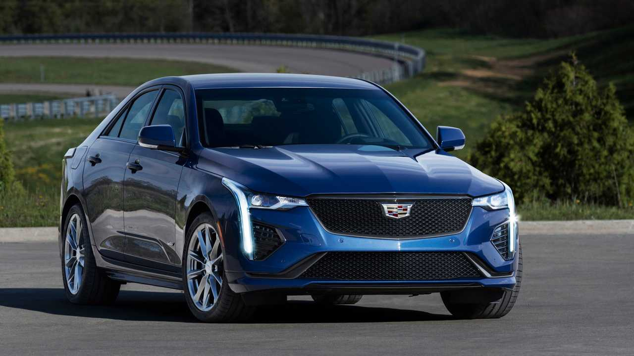 Cadillac CT4-V Shares A Lot In Common With Outgoing ATS