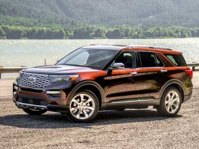 We build the perfect 2020 Explorer using the online configurator tool