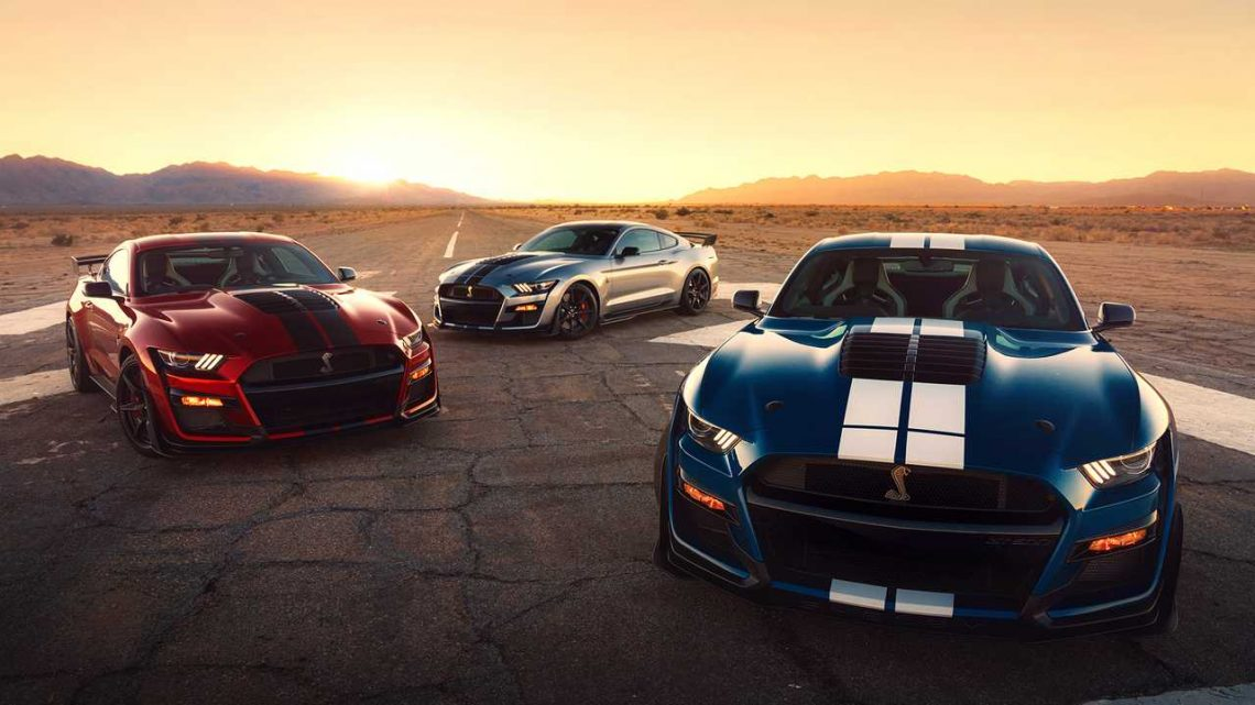 2020 Ford Mustang Shelby GT500 Priced Below $74K, Can Surpass $100K