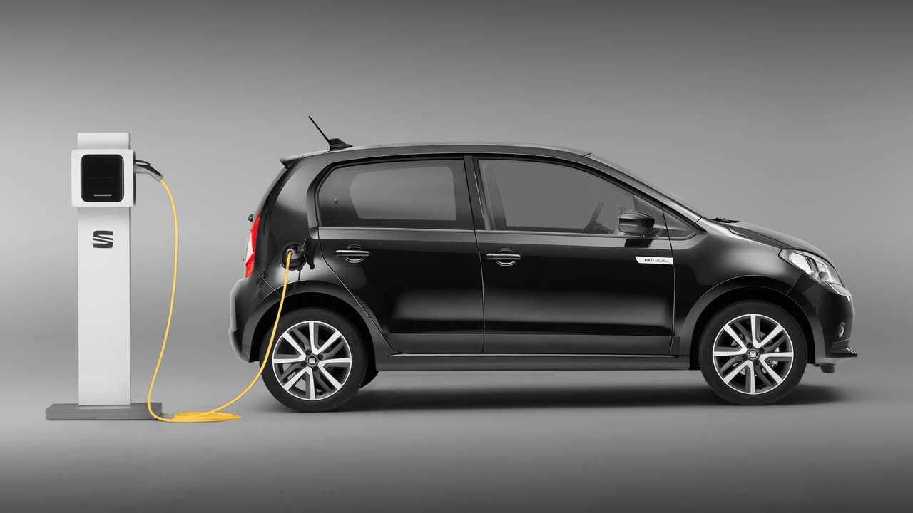 Seat Mii Electric Unveiled With Range of 160 Miles