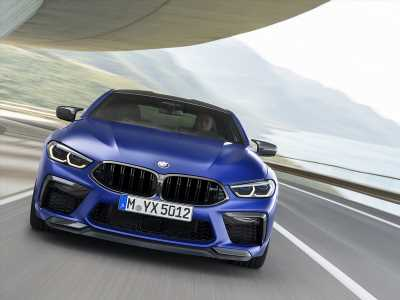 Here's how the 2020 BMW M8 stacks up against its predecessor