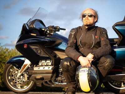 Auto journalist and Autoweek alum Davey Johnson missing after all-night motorcycle ride over Sierra Nevada