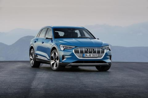 Rumour: Audi e-tron electric SUV to be launched by end-2019