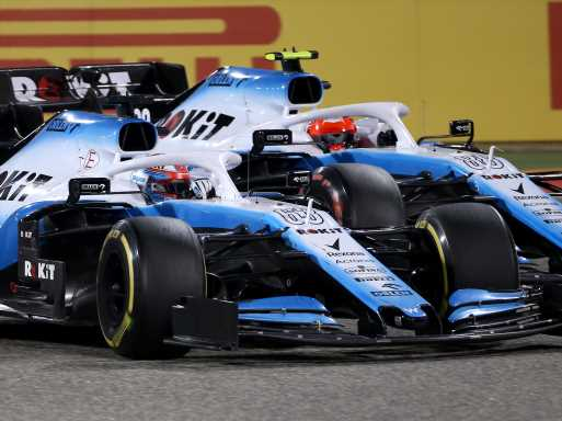 Villeneuve has a go at 'clearly slower' Kubica