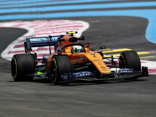 McLaren duo mystified by French practice pace