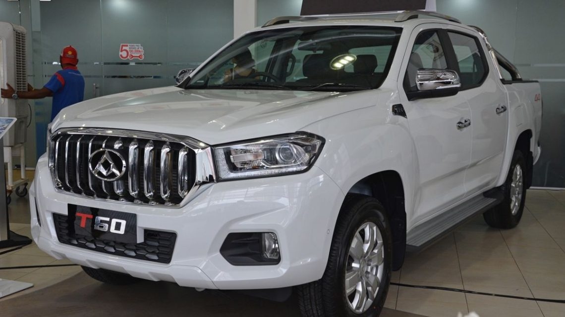 Maxus T60 pick-up truck open for booking in Malaysia – RM99k OTR for top-spec 2.8L AT, first batch CBU
