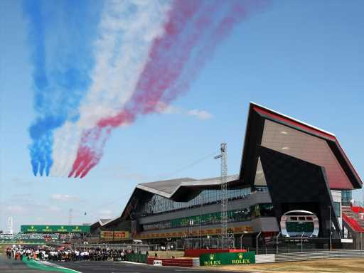 London GP prospect poses problems for Silverstone