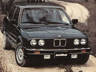 Throttle-Back Thursday: This BMW 318i review was our first brush with the storied E30