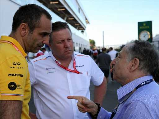 'F1 must lock down future before it's too late'