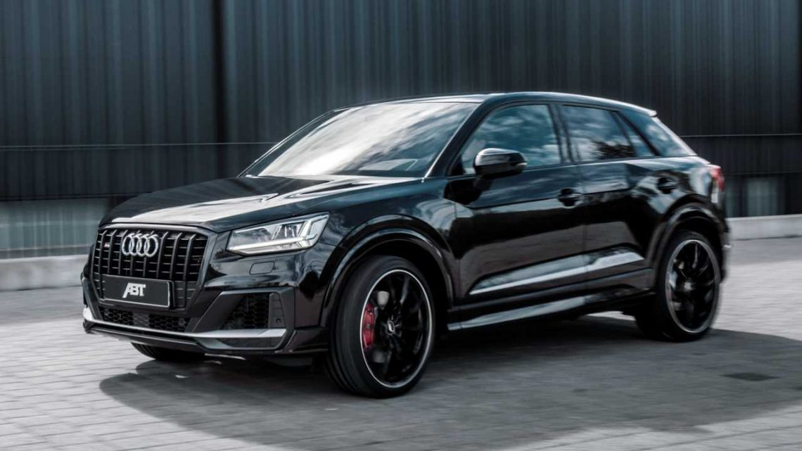 Audi SQ2 By ABT Dials Power And Wheel Size Up A Notch