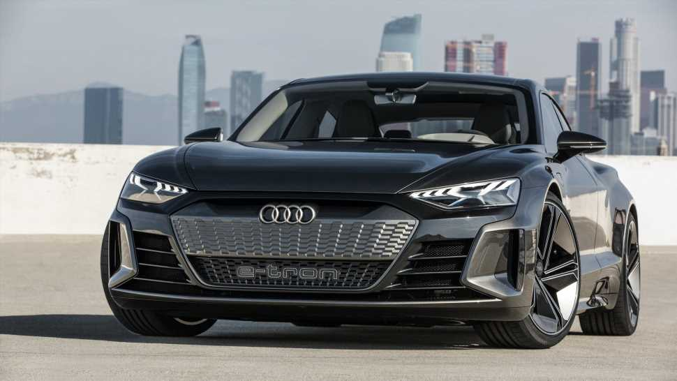 Audi Could Finally Move Away From Huge Grilles On the Front of Their Cars