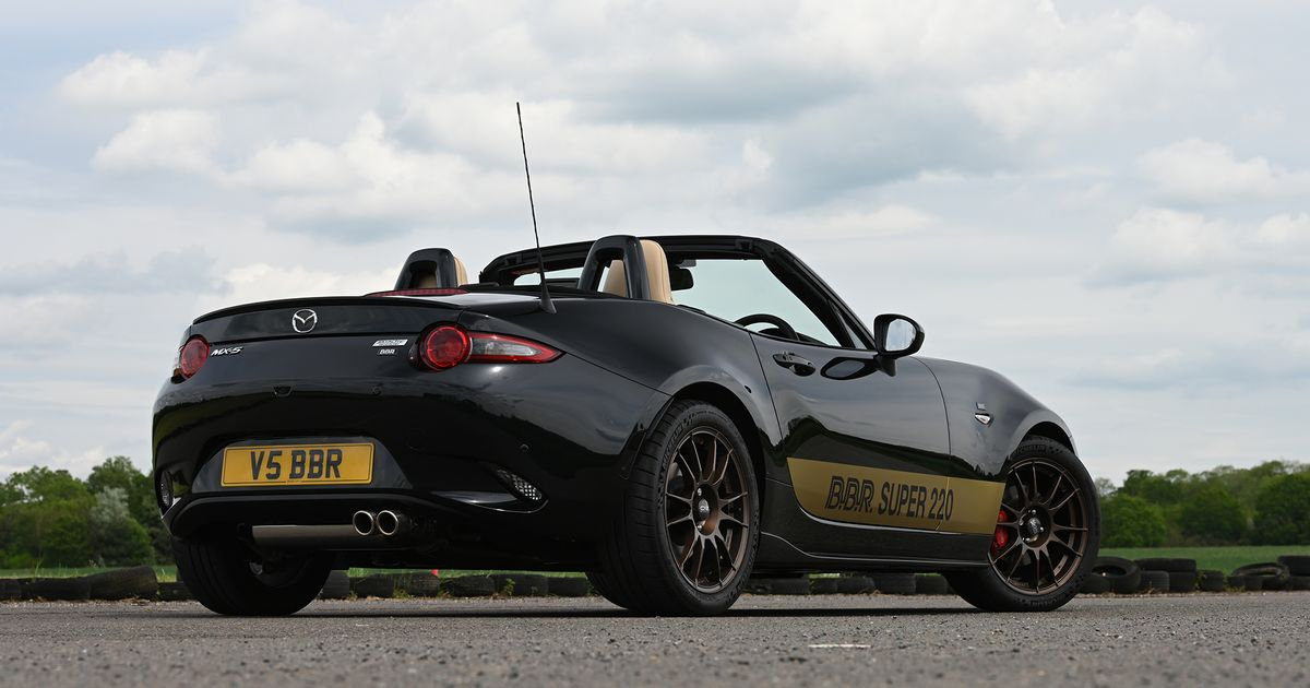 New ND Mazda MX-5 Tuning Pack Gives 221bhp At 7800rpm, No Turbo In Sight