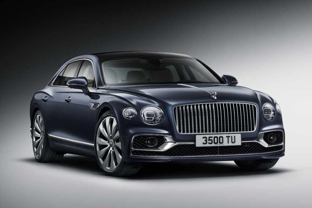2020 Bentley Flying Spur: When Doors Without 3-D Quilted Leather Simply Won't Do