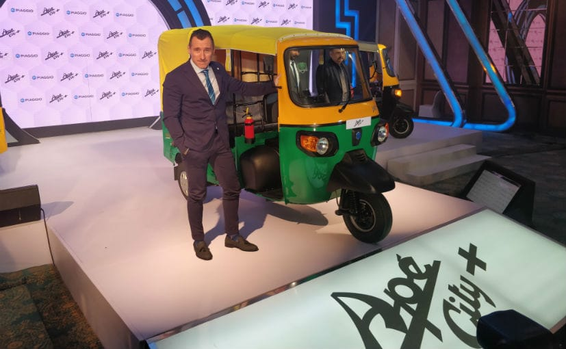 Piaggio Ape City+ Launched In India; Prices Start At Rs. 1.72 Lakh