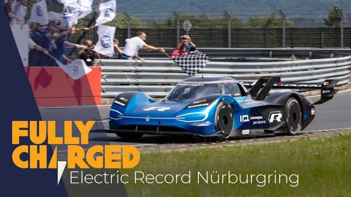 Volkswagen I.D. R Nordschleife EV Record In The Lens Of Fully Charged