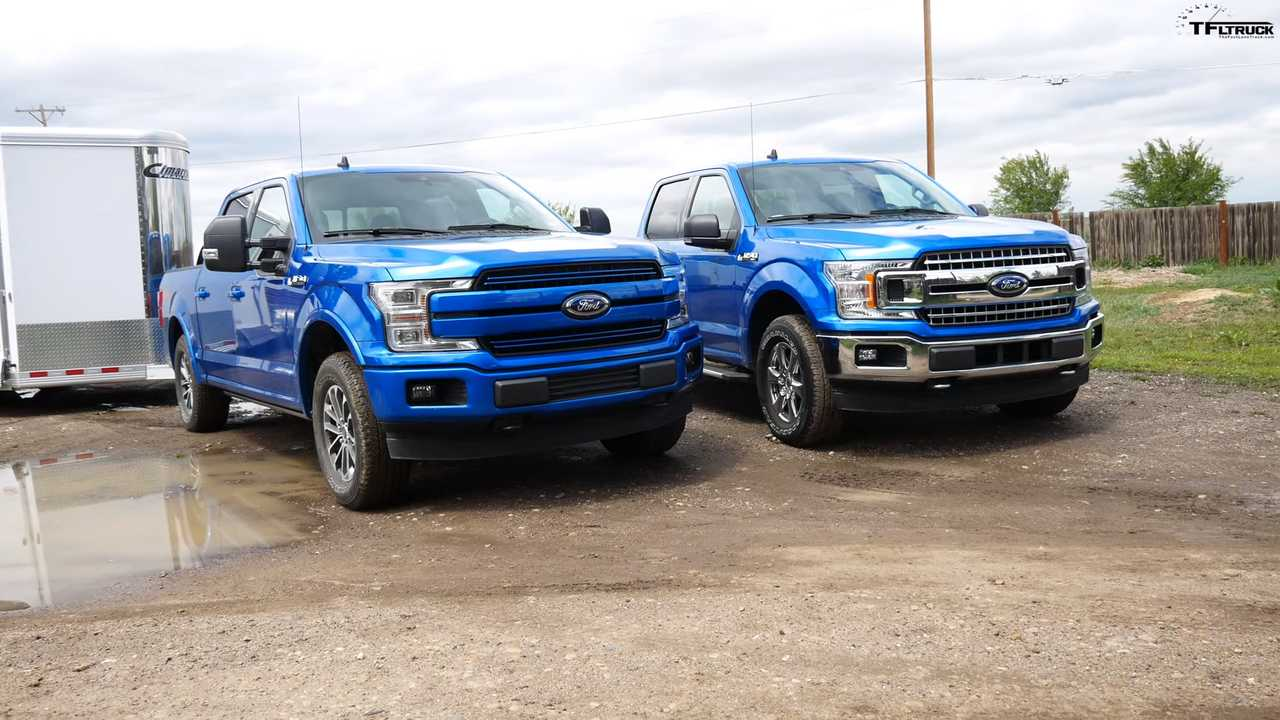 Ford F-150 MPG Towing Test Pits Coyote V8 Against EcoBoost V6
