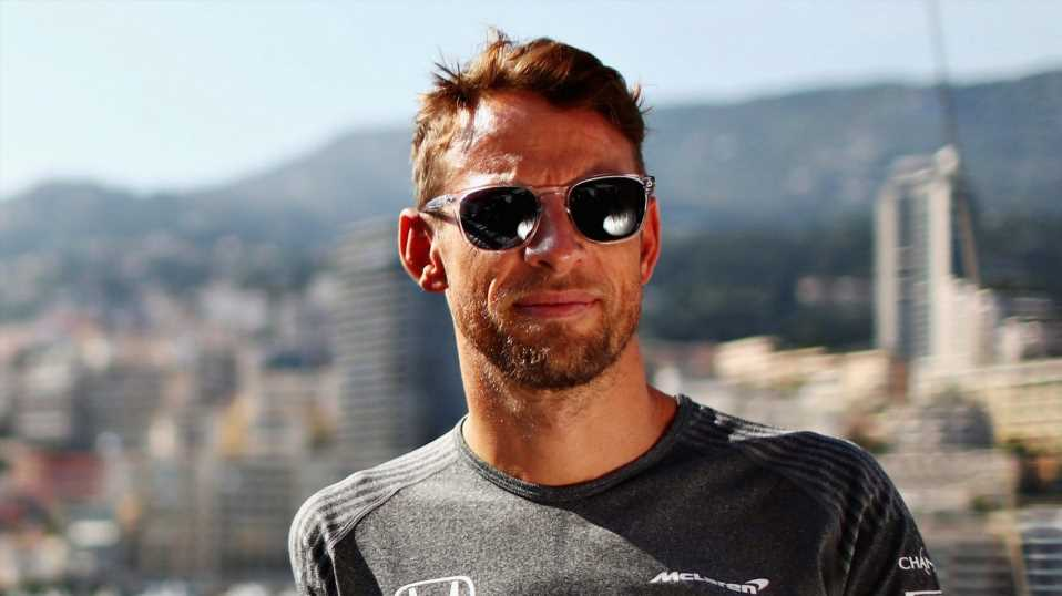 Former Champ Jenson Button Joins F1 Commentary Team for 2019