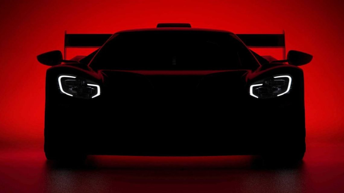 Ford Will Announce Some Kind of GT News on America's Birthday
