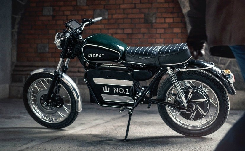 Regent No. 1 Retro-Styled Electric Motorcycle To Debut In 2020