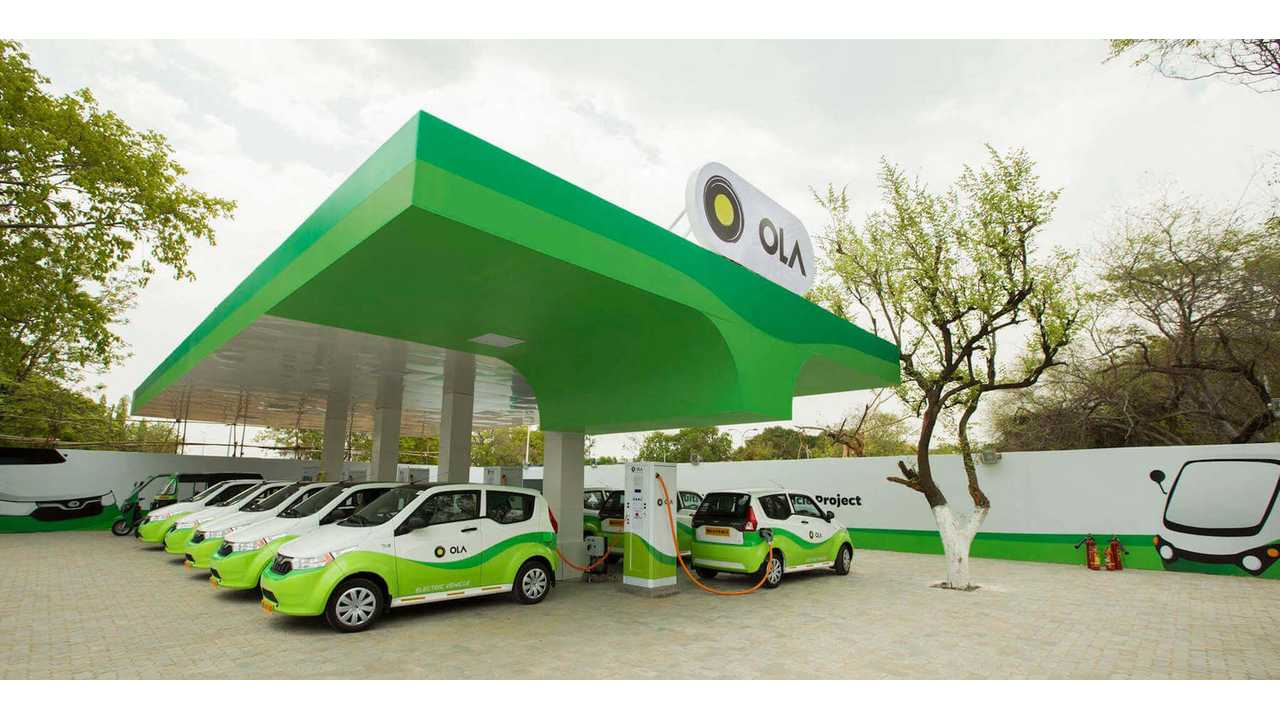 Taxi Aggregators To Be Required To Go Electric In India?