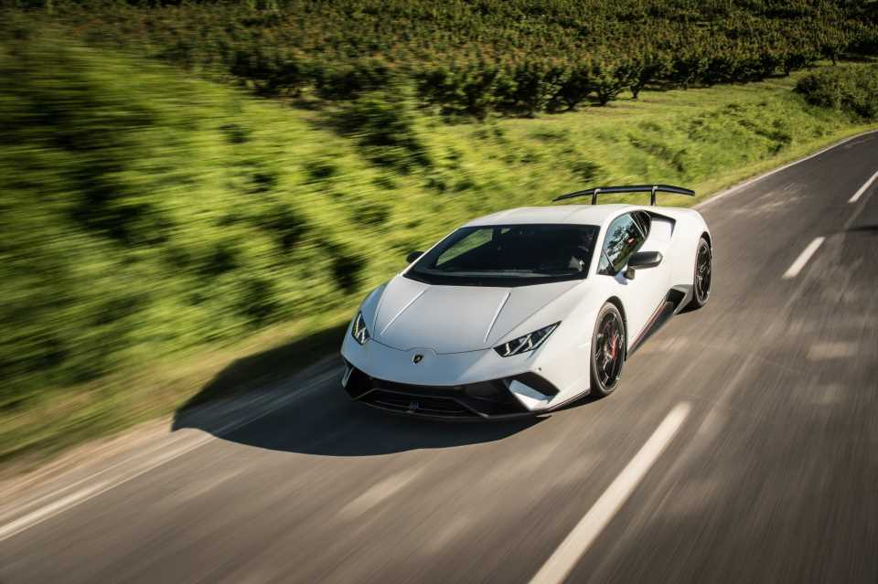 Lamborghini Will Disable Huracan's Launch Control After Just 250 Uses: Report