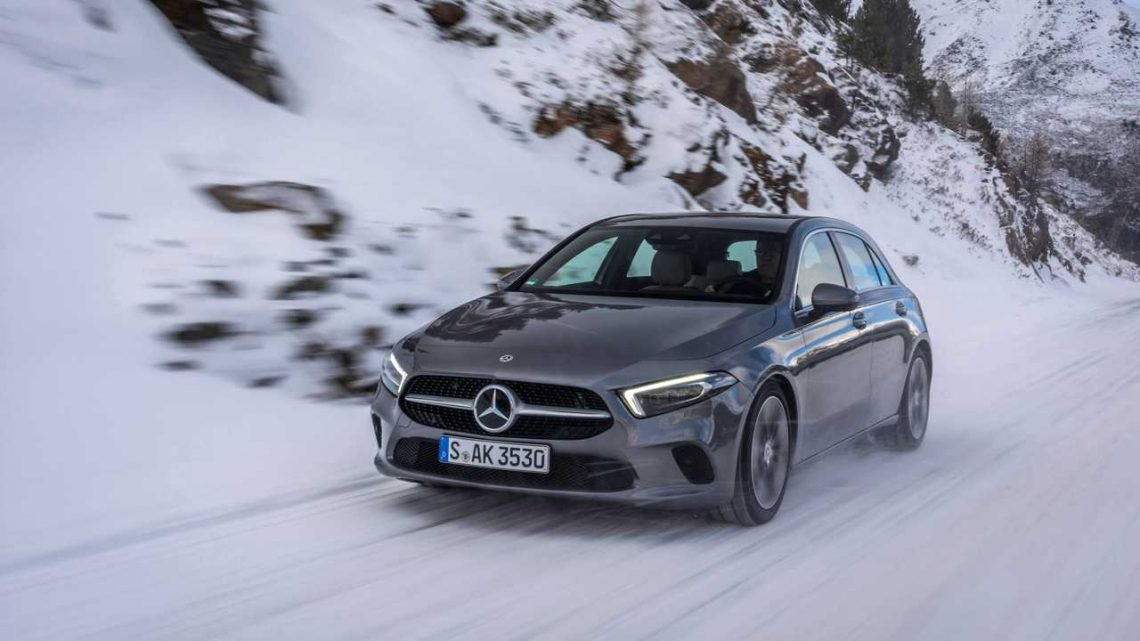 Mercedes-Benz A250e PHEV Coming With 15 kWh Battery?