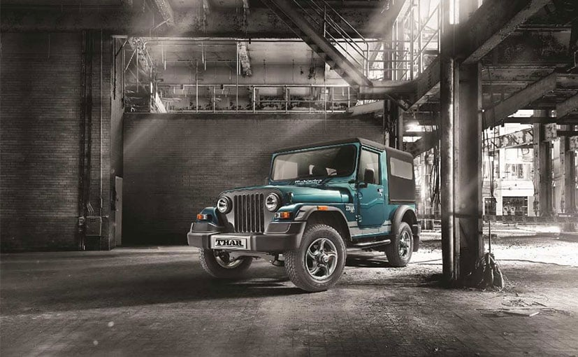 Mahindra Thar 700 Special Edition Model Launched; Priced At Rs. 9.99 Lakh