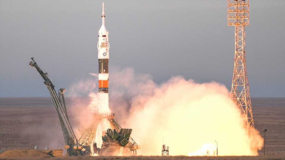 Crisis Averted As New Crew Successfully Blasts Off To The International Space Station