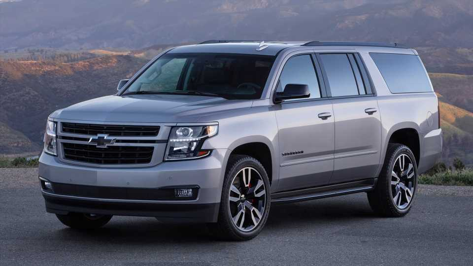 2019 Chevrolet Suburban RST Review: A Camaro SS Heart Makes This Full-Size SUV a Hoot