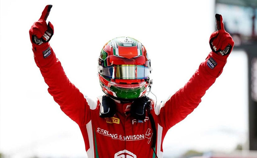 Jehan Daruvala Bags Second Consecutive Win In F3